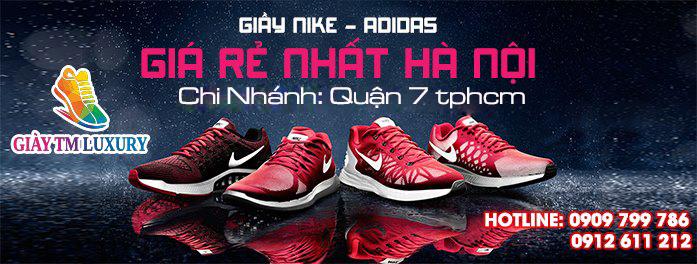 Giày Thể Thao Nam*Nike _ Adidas*Lacoste