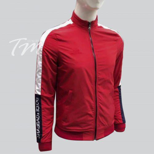 Áo khoác gió nam mỏng thể thao D&GDolce & Gabbana