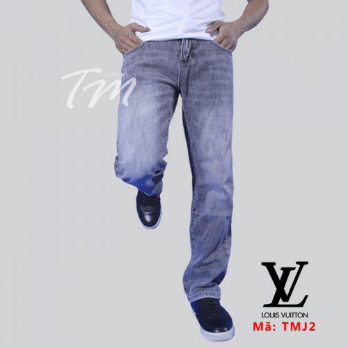 quần jean nam size lớn Louis Vuitton