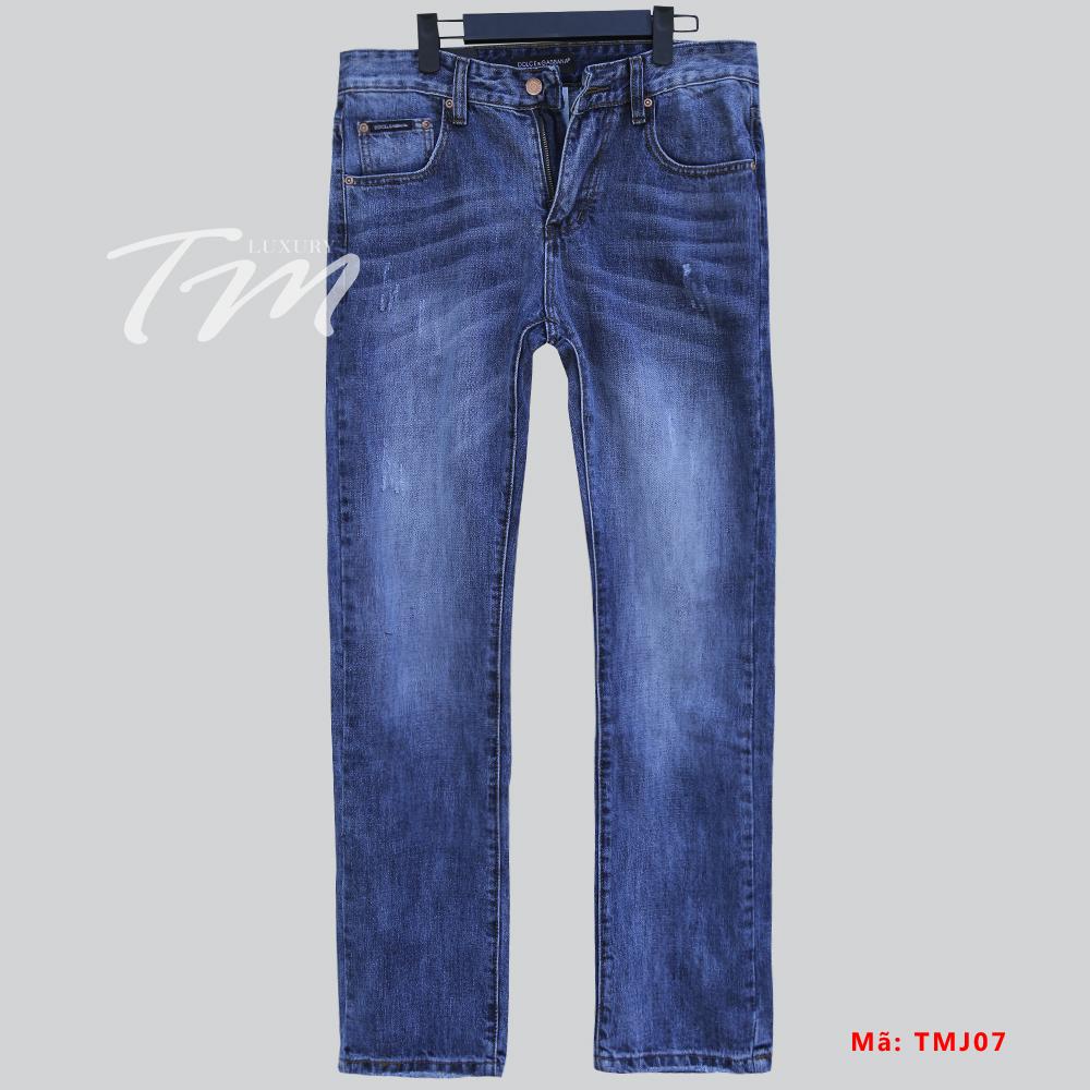 Quần Dolce & Gabbana TMJ07 Jean từ Italia ảnh cỡ lớn