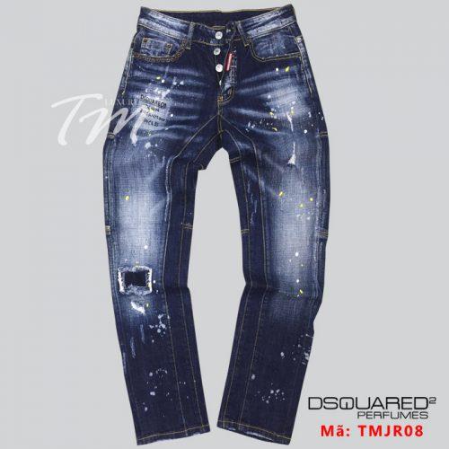 Quần jean nam rách đẹp TMJR08 đang hot nhất