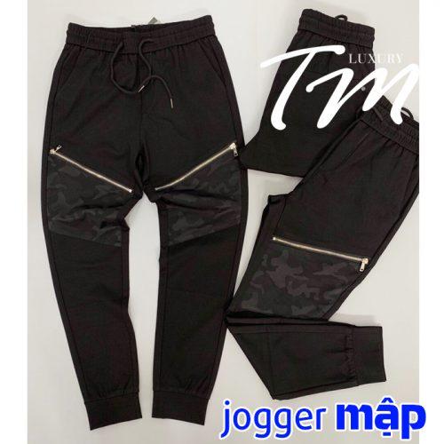 Quần jogger cho người mập TMJG16 Big Size